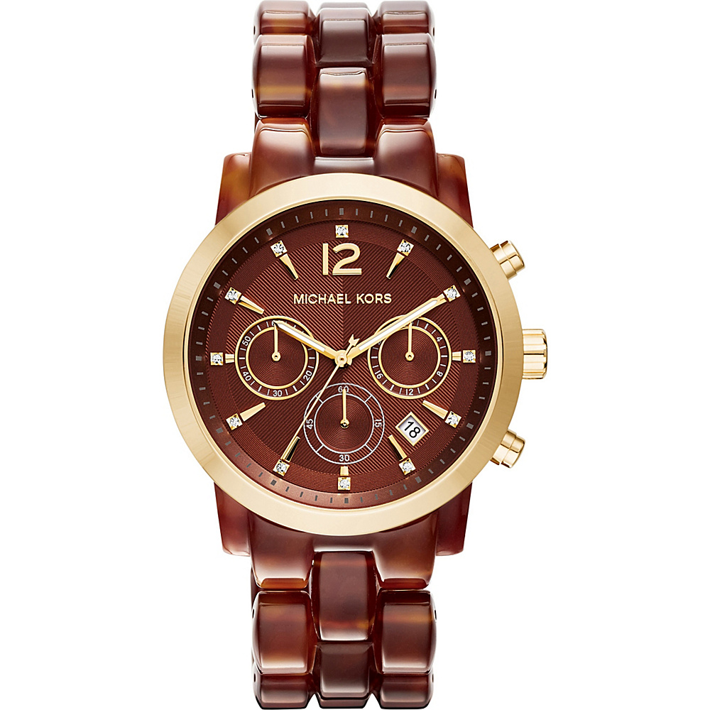 """In fact, Michael Kors is more famous for its watches. """"Your mouth says you are different from other girls, but your Michael Kors watch proves you are wrong,"""" said the famous Instagram, Fuckjerry. This is a black piece, but it hints that all American girls are wearing Michael Kors watches. A ."""