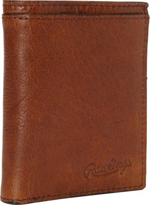 Rawlings Rugged N/S Wallet Cognac - Rawlings Men's Wallets