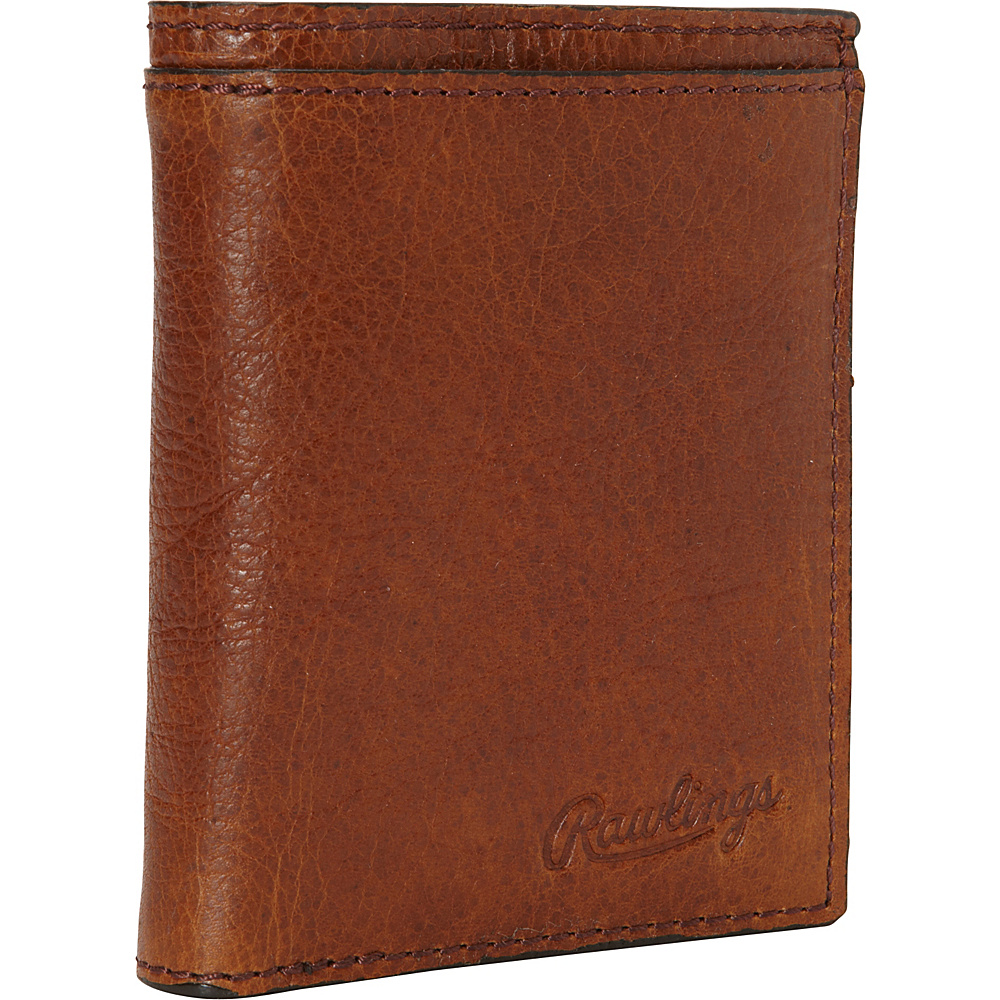 Rawlings Rugged N S Wallet Cognac Rawlings Men s Wallets