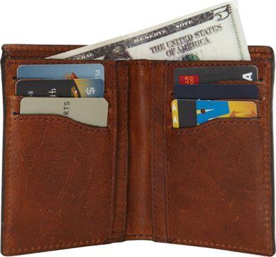 Rawlings Rugged N/S Wallet Cognac - Rawlings Men's Wallets