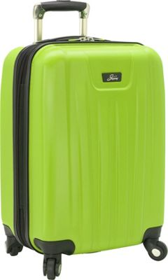 Skyway Nimbus 2.0 20 inch 4 Wheel Expandable Carry-on Apple Green - Skyway Softside Carry-On
