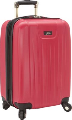Skyway Nimbus 2.0 20 inch 4 Wheel Expandable Carry-on Raspberry - Skyway Softside Carry-On
