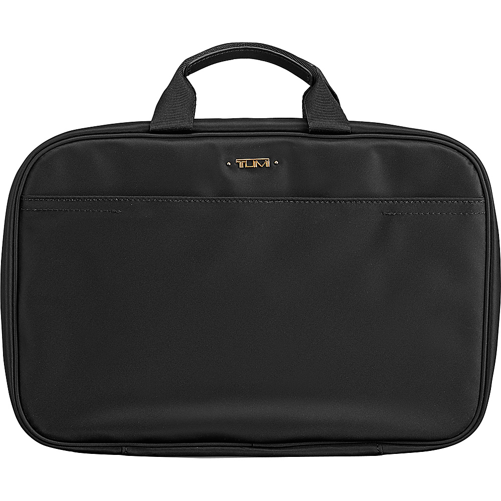 Tumi Voyageur Monaco Travel Kit Black - Tumi Toiletry Kits - Travel Accessories, Toiletry Kits