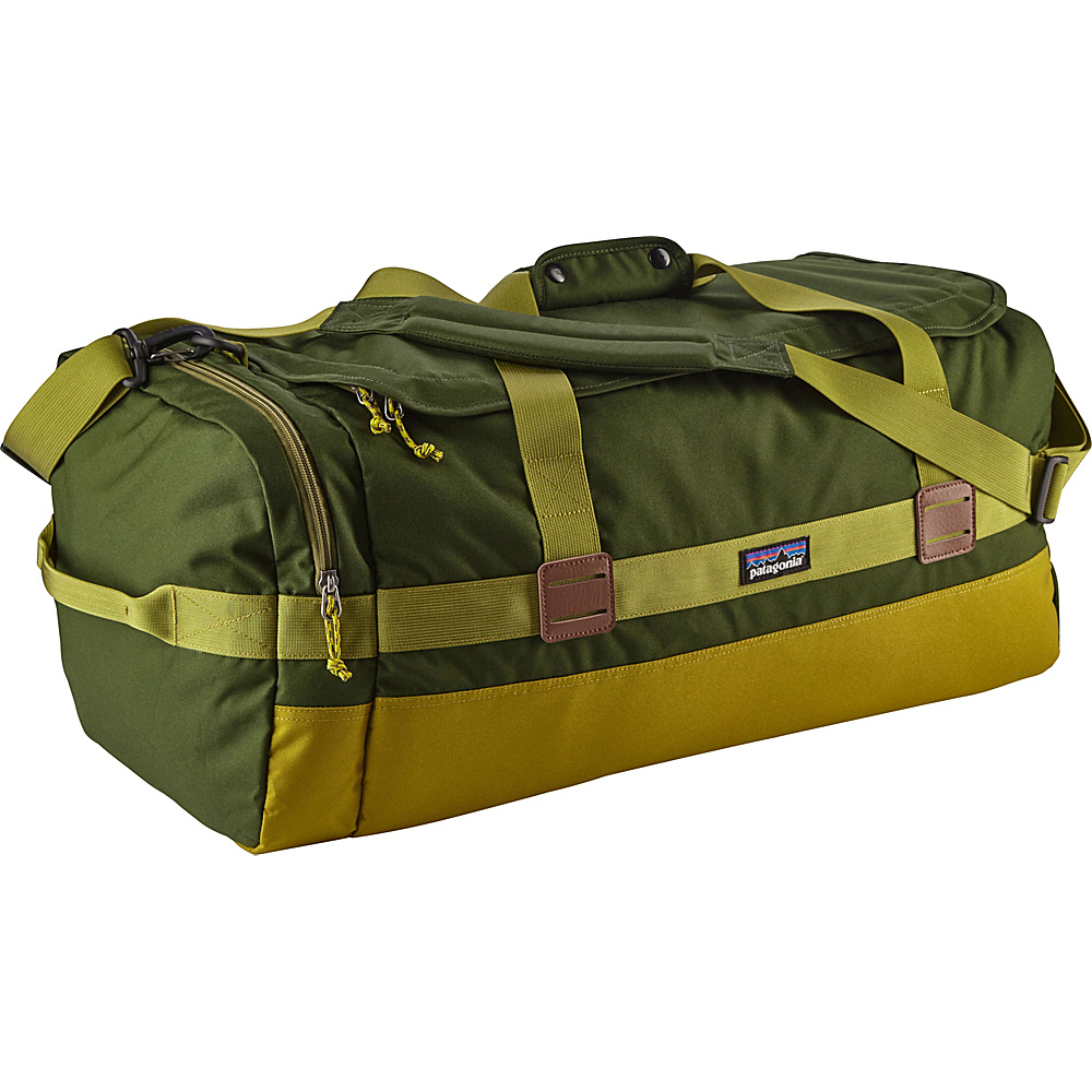 Patagonia Arbor Duffle 60L Golden Jungle - Patagonia Outdoor Duffels - Duffels, Outdoor Duffels