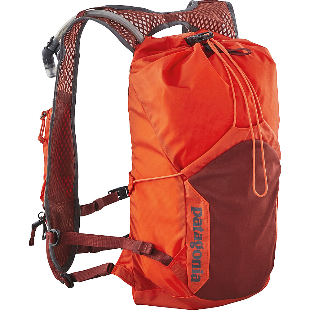 Patagonia Fore Runner Vest 10L - S/M Cusco Orange - Patagonia Hydration Packs and Bottles - Outdoor, Hydration Packs and Bottles