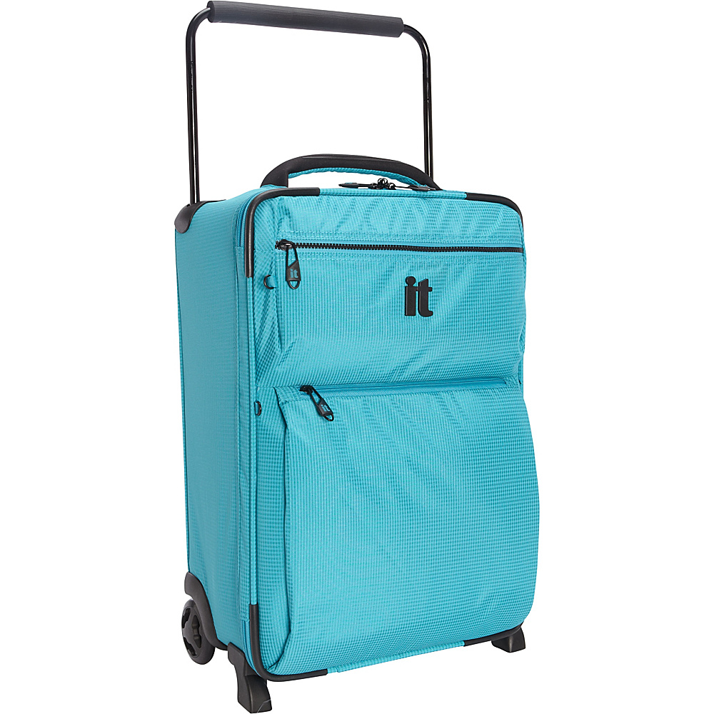 it worlds lightest light 4 wheel spinner suitcase cabin