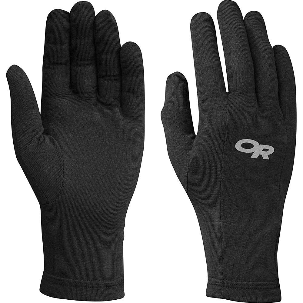 Outdoor Research Catalyzer Liners  Womens M - Black - Outdoor Research Hats/Gloves/Scarves - Fashion Accessories, Hats/Gloves/Scarves