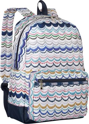 LeSportsac Essential Backpack Dimple Ribbon - LeSportsac Everyday Backpacks
