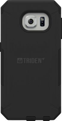 Trident Case Aegis Phone Case for Samsung Galaxy S6 Edge Black - Trident Case Electronic Cases