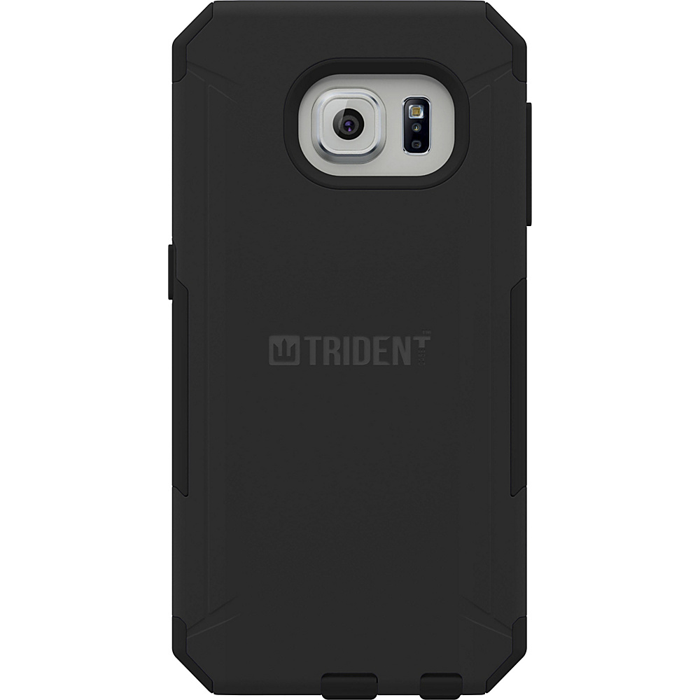 Trident Case Aegis Phone Case for Samsung Galaxy S6 Edge Black Trident Case Electronic Cases