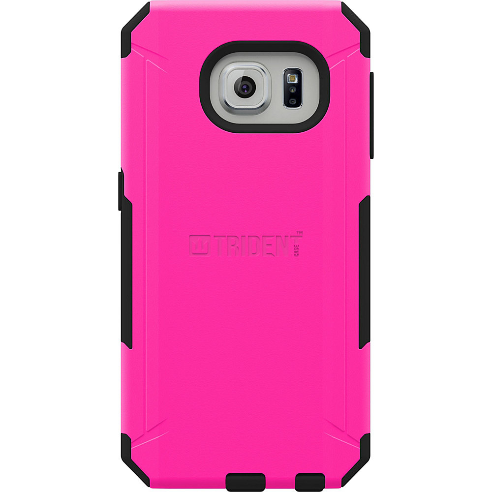 Trident Case Aegis Phone Case for Samsung Galaxy S6 Edge Pink Trident Case Electronic Cases