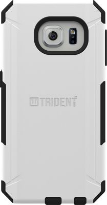 Trident Case Aegis Phone Case for Samsung Galaxy S6 Edge White - Trident Case Electronic Cases