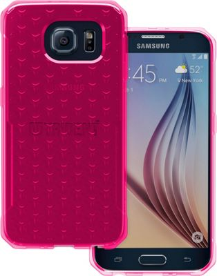 Trident Case Krios Phone Case for Samsung Galaxy S6 Pink Gel - Trident Case Electronic Cases