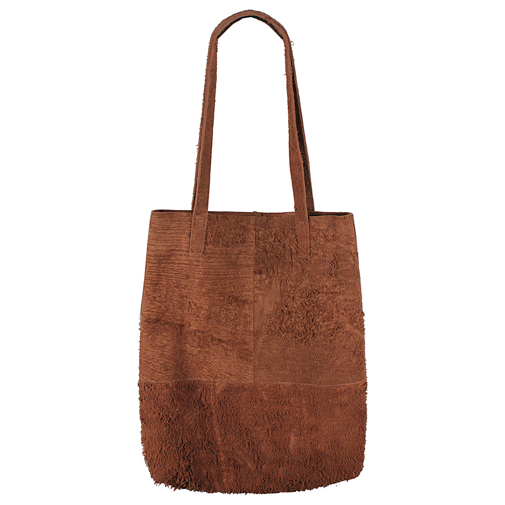 Latico Leathers King Tote Brown - Latico Leathers Leather Handbags - Handbags, Leather Handbags