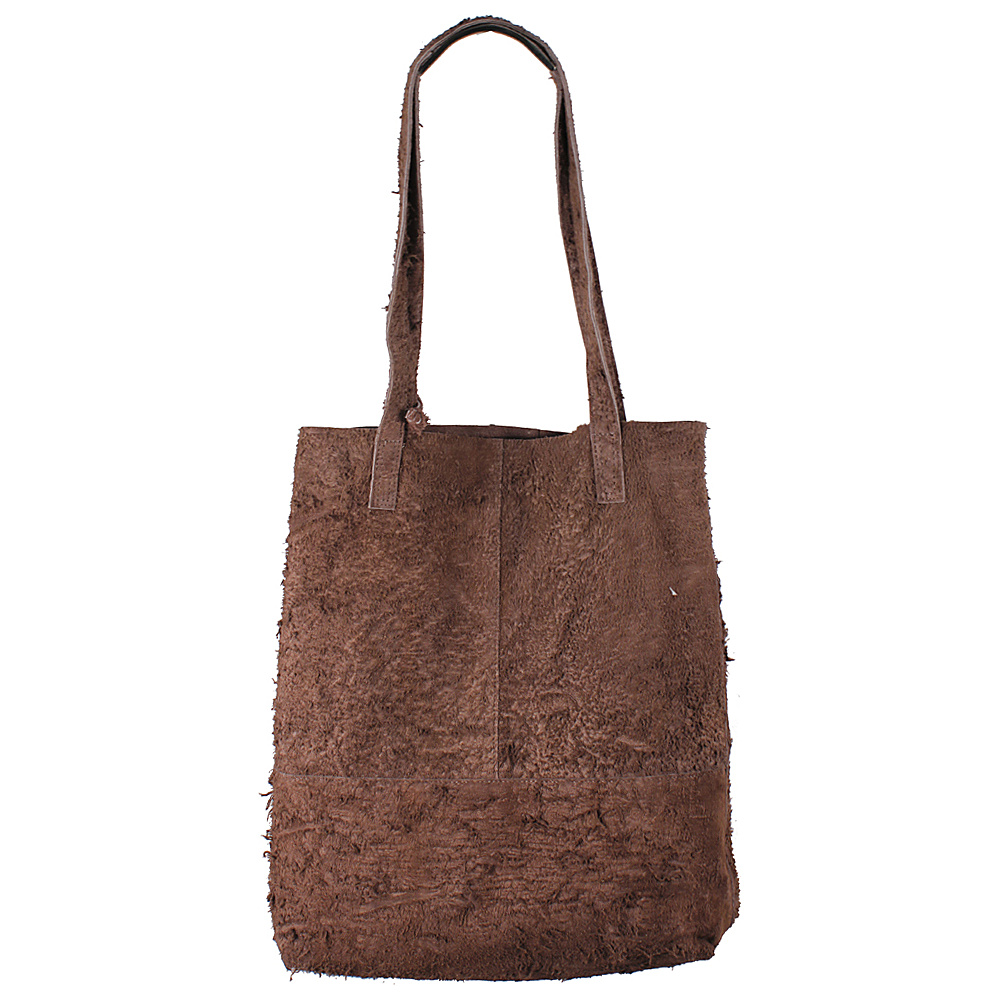 Latico Leathers King Tote Mushroom - Latico Leathers Leather Handbags - Handbags, Leather Handbags
