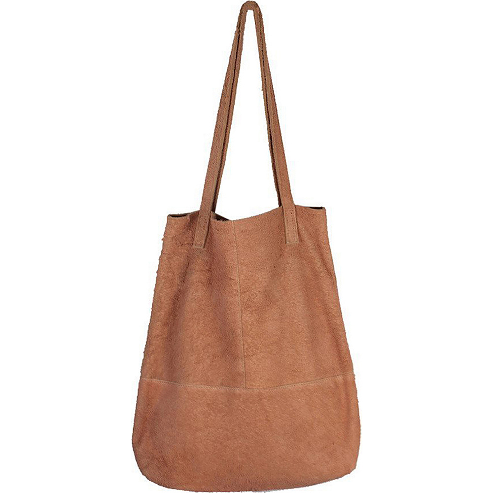 Latico Leathers King Tote Blush - Latico Leathers Leather Handbags - Handbags, Leather Handbags