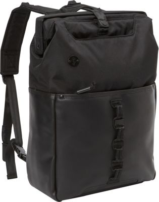 Focused Space The Framework Laptop Backpack Black - Focused Space Business & Laptop Backpacks