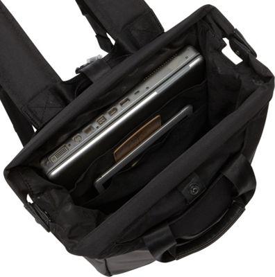 Focused Space The Framework Laptop Backpack Black - Focused Space Business & Laptop Backpacks