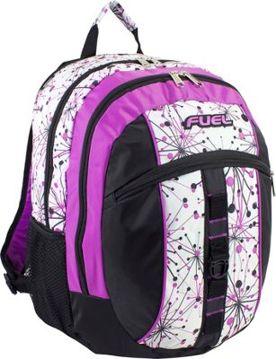 Fuel Active Backpack Star Print - Fuel School & Day Hiking Backpacks