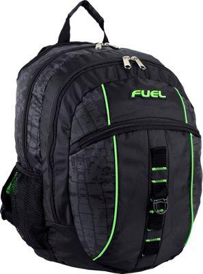 Fuel Active Backpack Snake Print - Fuel Everyday Backpacks