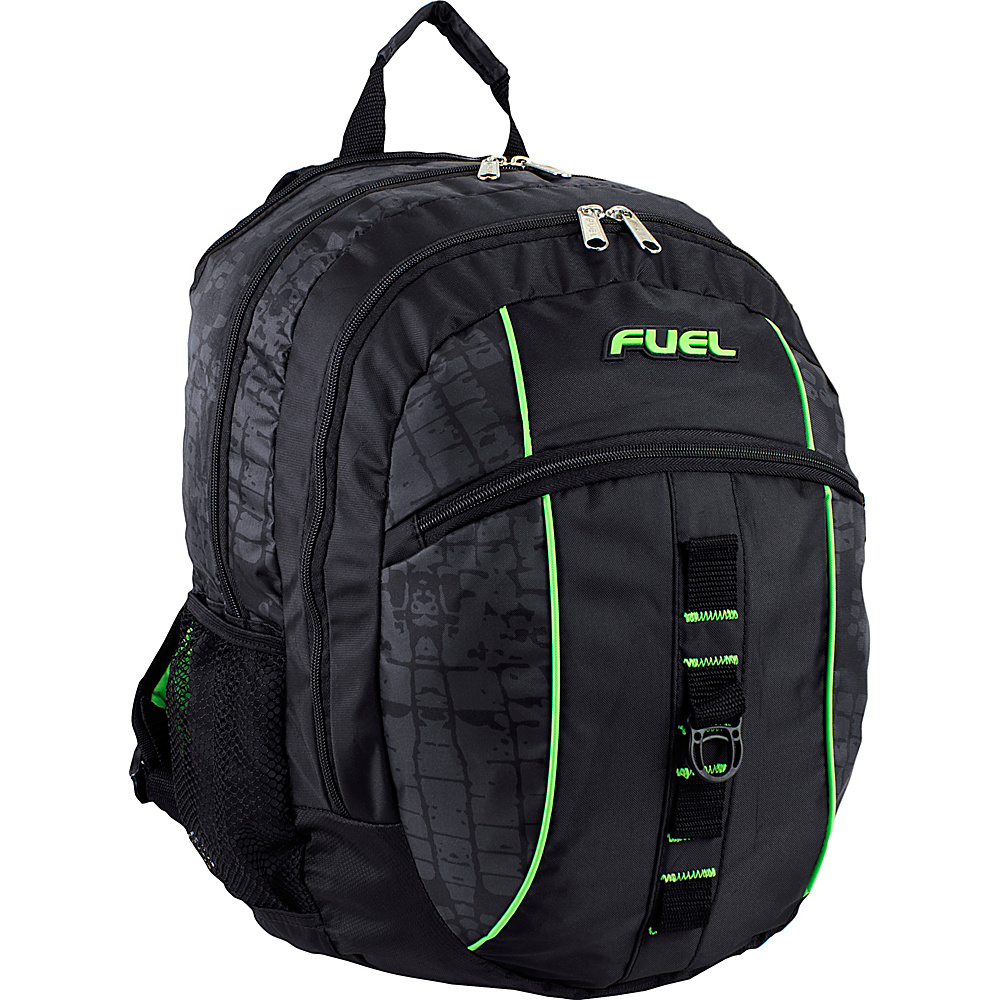Fuel Active Backpack Snake Print Fuel Everyday Backpacks