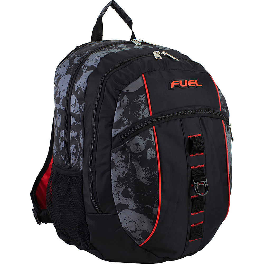 Fuel Active Backpack Skull Destruction Fuel Everyday Backpacks