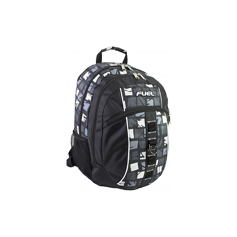 Fuel Active Backpack Warped Blocks Fuel Everyday Backpacks