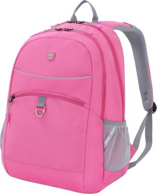 SwissGear Travel Gear 18 inch Backpack 6651 Relaxed Mauve - SwissGear Travel Gear Everyday Backpacks