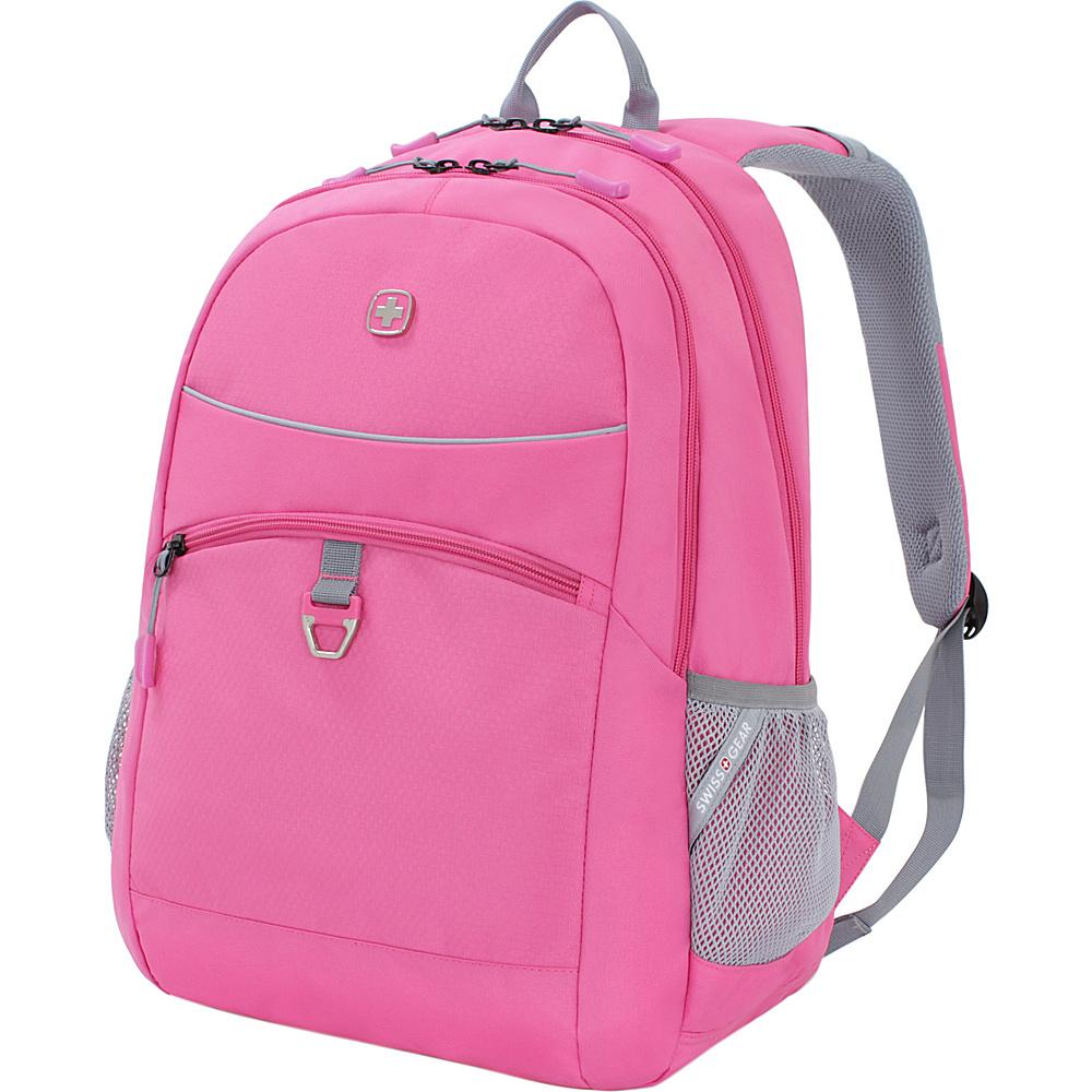 SwissGear Travel Gear 18 Backpack 6651 Relaxed Mauve SwissGear Travel Gear Everyday Backpacks