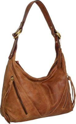 Nino Bossi Rodeo Hobo Saddle - Nino Bossi Leather Handbags