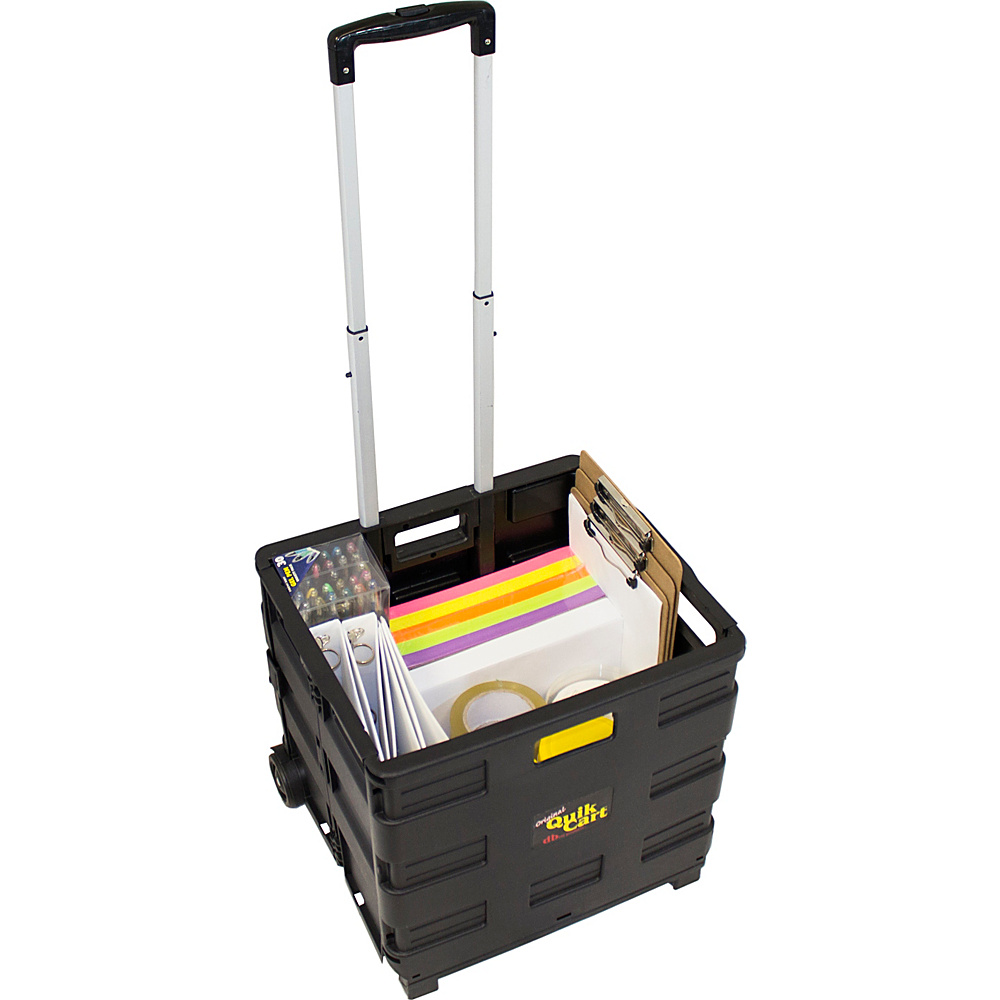 dbest products Original Quik Cart Black - dbest products Luggage Accessories