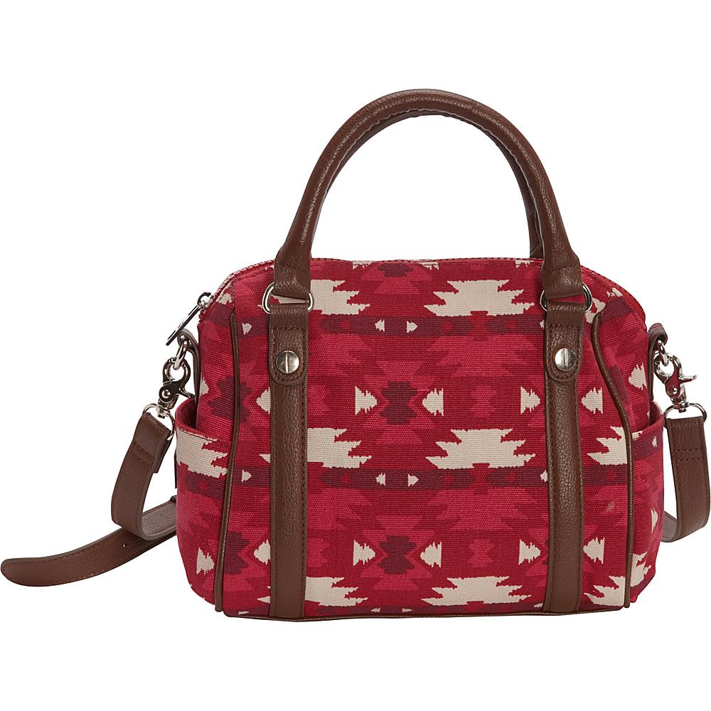 Sloane Ranger Mini Satchel Aztec Sloane Ranger Fabric Handbags