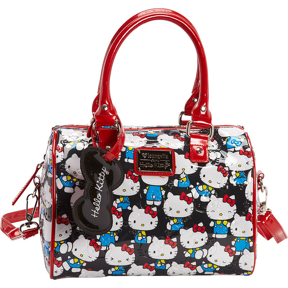 e78cac520d3f  44.99 More Details · Loungefly Hello Kitty Vintage Print Mini City Bag  Black Multi - Loungefly Manmade Handbags