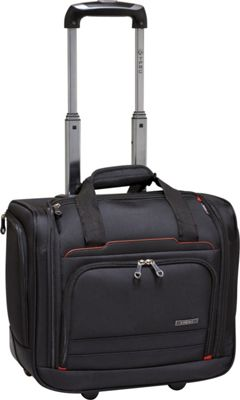"Travelers Club Luggage 16"" Flex-File Under-Seat Small Rolling ..."