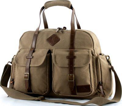 Red Rock Outdoor Gear Sportsman Carry Bag Brown Canvas - Red Rock Outdoor Gear Outdoor Duffels
