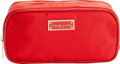 Olivia Joy Zoom Zoom Duffle Cosmetic Bag Ebags Com