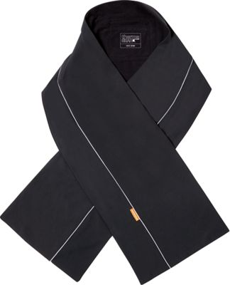 Therma Gear Men's Heated Scarf Black - Therma Gear Hats/Gloves/Scarves
