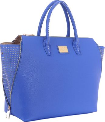Sandy Lisa Milan Wing Tote Blue - Sandy Lisa Women's Business Bags