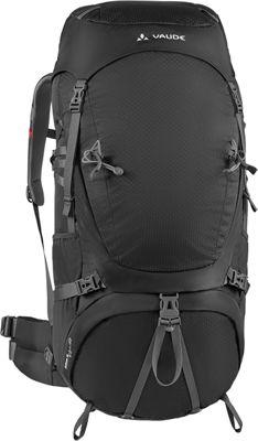 Vaude Astrum 60+10 Xl Pack Black - Vaude Day Hiking Backpacks
