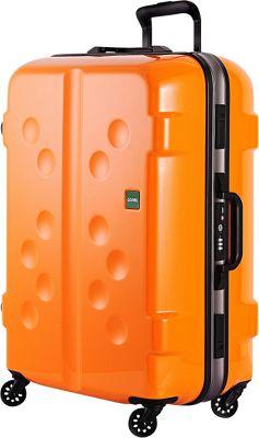 Lojel Carapace Medium Spinner Tangerine - Lojel Hardside Luggage