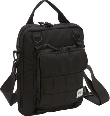 Skooba Design S-4 Courier Bag Black - Skooba Design Men's Bags