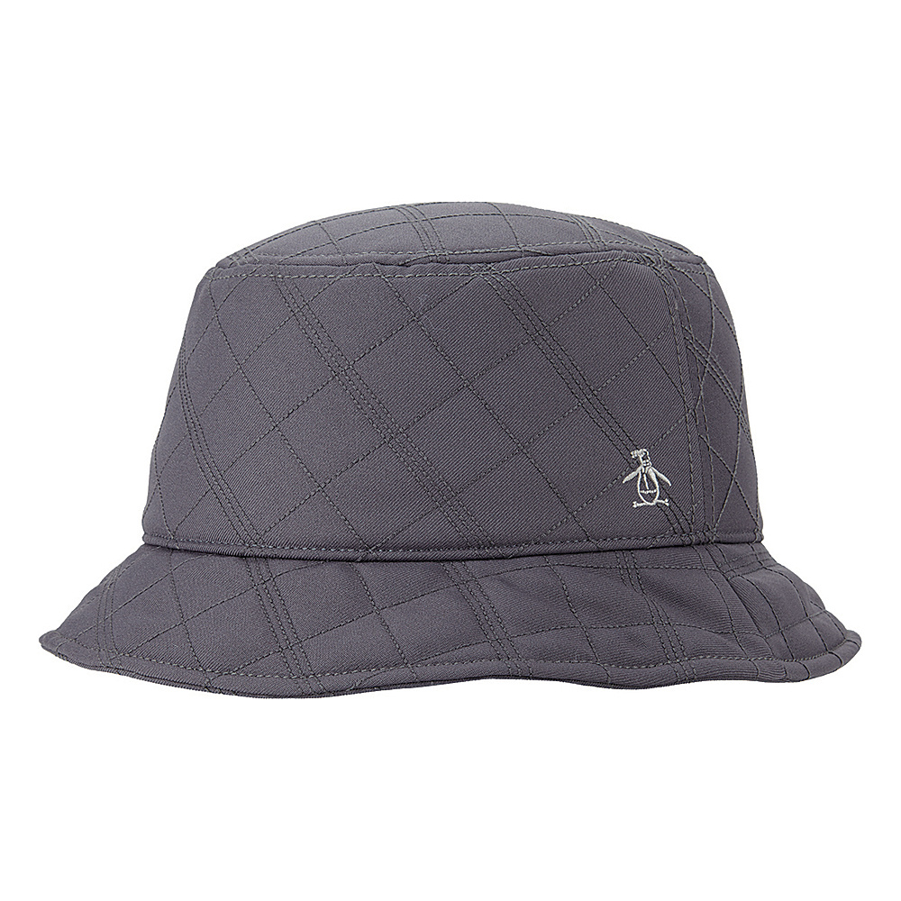 Original Penguin Dale Bucket Hat Eiffel Tower Small Medium Original Penguin Hats Gloves Scarves