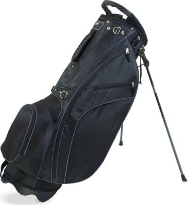 Datrek Carry Lite II Stand Bag Blacks - Datrek Golf Bags