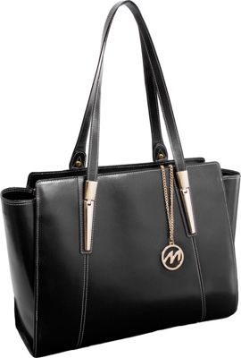 McKlein USA McKlein USA Aldora Tote Black - McKlein USA Women's Business Bags