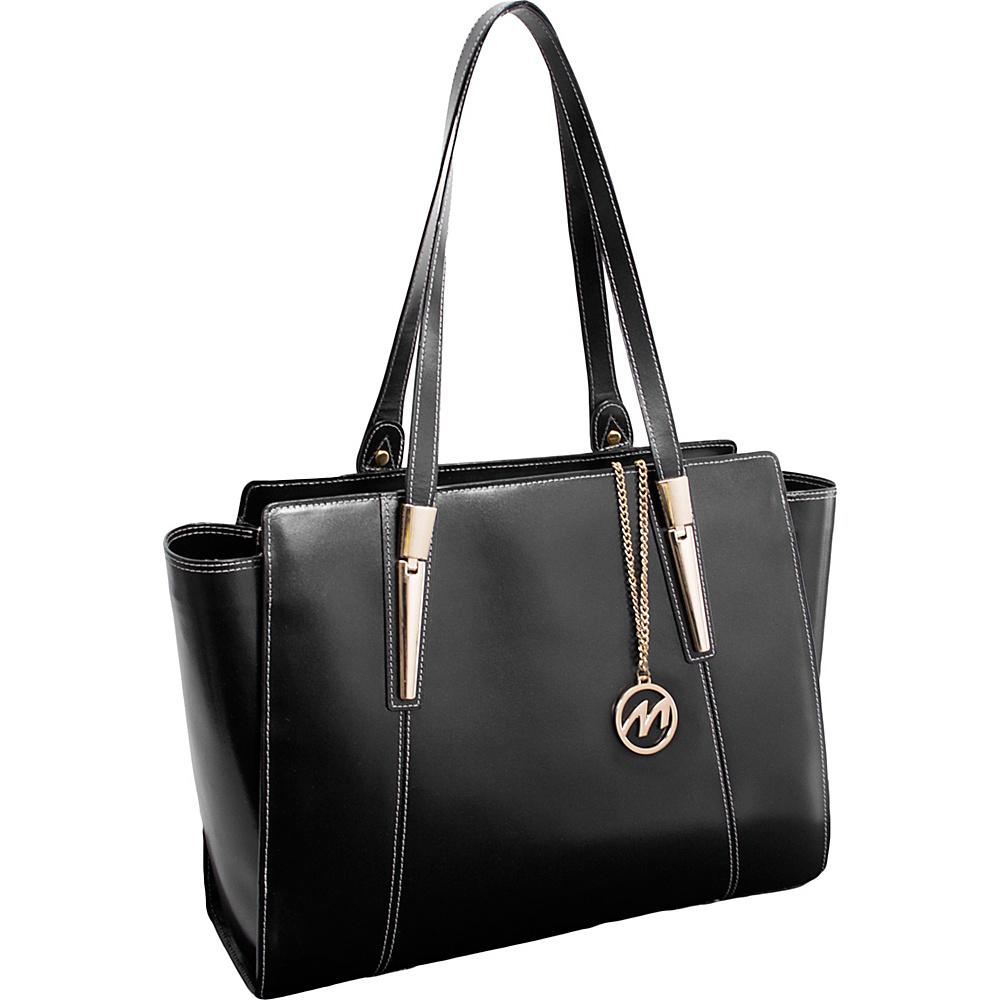 McKlein USA Aldora Tote Black McKlein USA Women s Business Bags