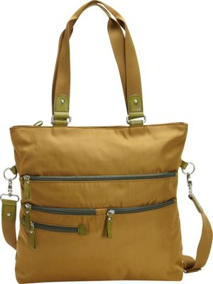 Osgoode Marley Convertible Tote Pear - Osgoode Marley Fabric Handbags