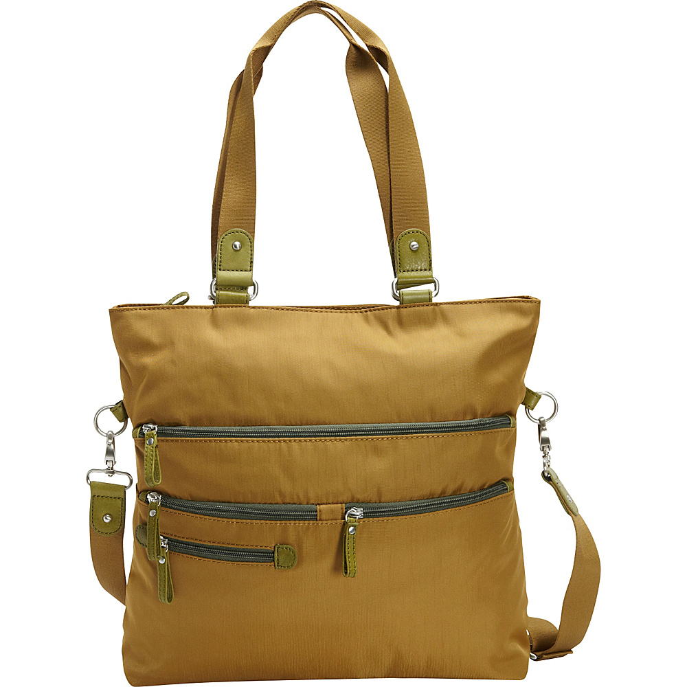 Osgoode Marley Convertible Tote Pear Osgoode Marley Fabric Handbags