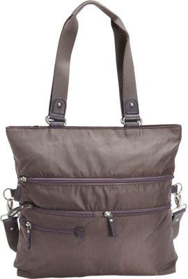 Osgoode Marley Convertible Tote Storm - Osgoode Marley Fabric Handbags