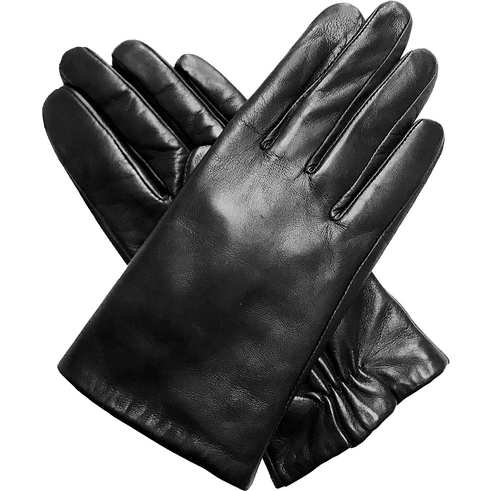 Tanners Avenue Luxe Modern Gloves Black Small Tanners Avenue Hats Gloves Scarves