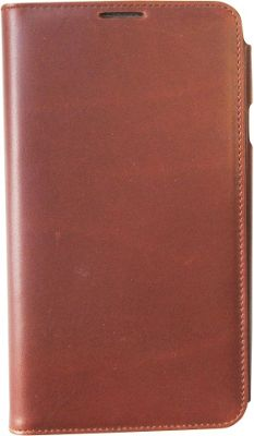 Tanners Avenue Samsung Galaxy Note 3 Leather Case Wallet Chestnut - Tanners Avenue Electronic Cases